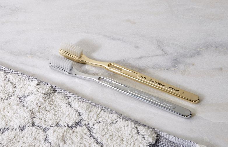 Gold Tootbrush