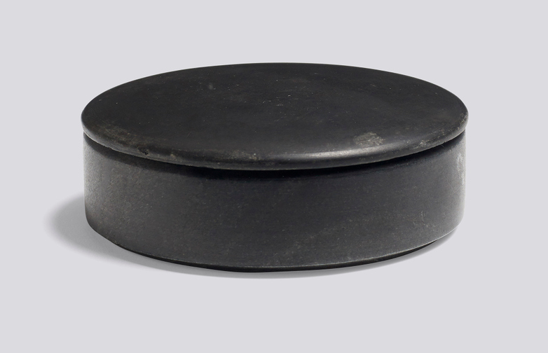 Lens Box Black Marble - Medium