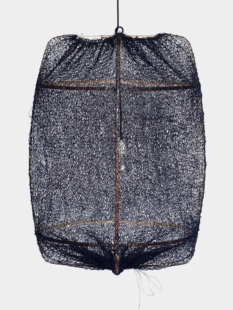 Z1 Black - Sisal Net Black