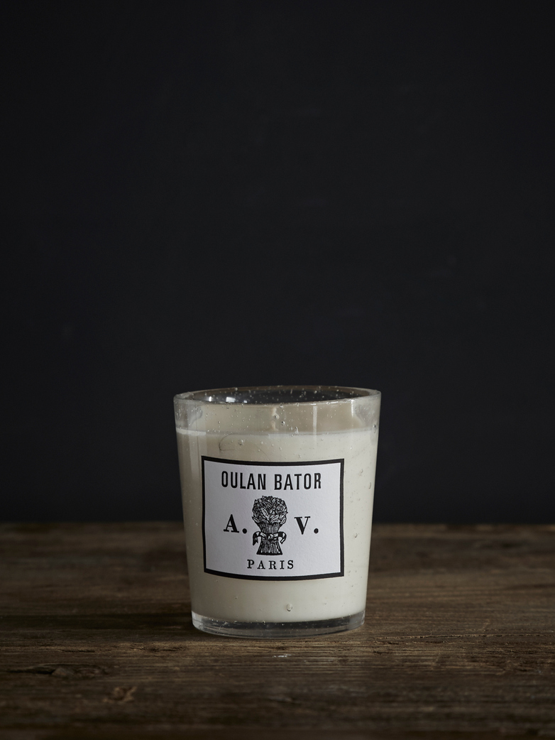 Oulan Bator Scented Candle