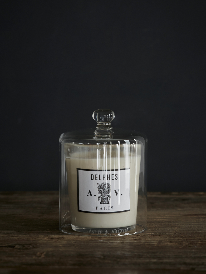 Delphes Scented Candle