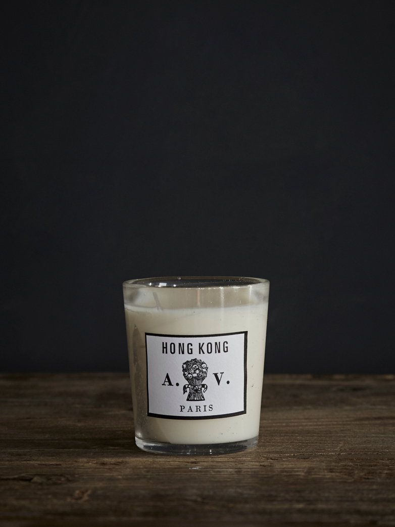 Hong Kong Scented Candle