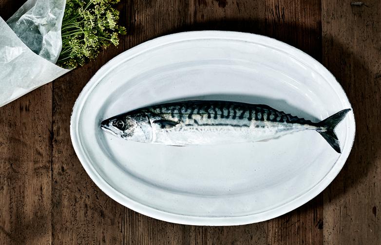 Simple Oval Platter