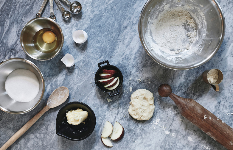Stainless Steel Baking Bowls