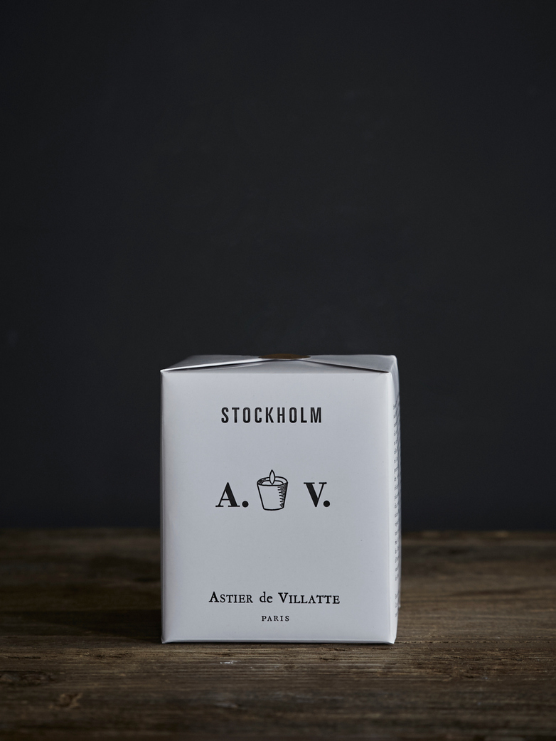 Stockholm Scented Candle