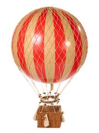 Christmas Balloon – Red – XL