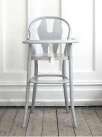 Chair Petit 114 – Grey – Wood