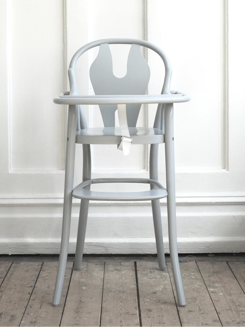 Chair Petit 114 – Grey – Wood