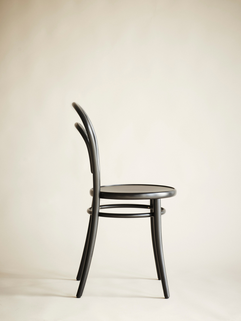 Chair No 14 – Black - Wood