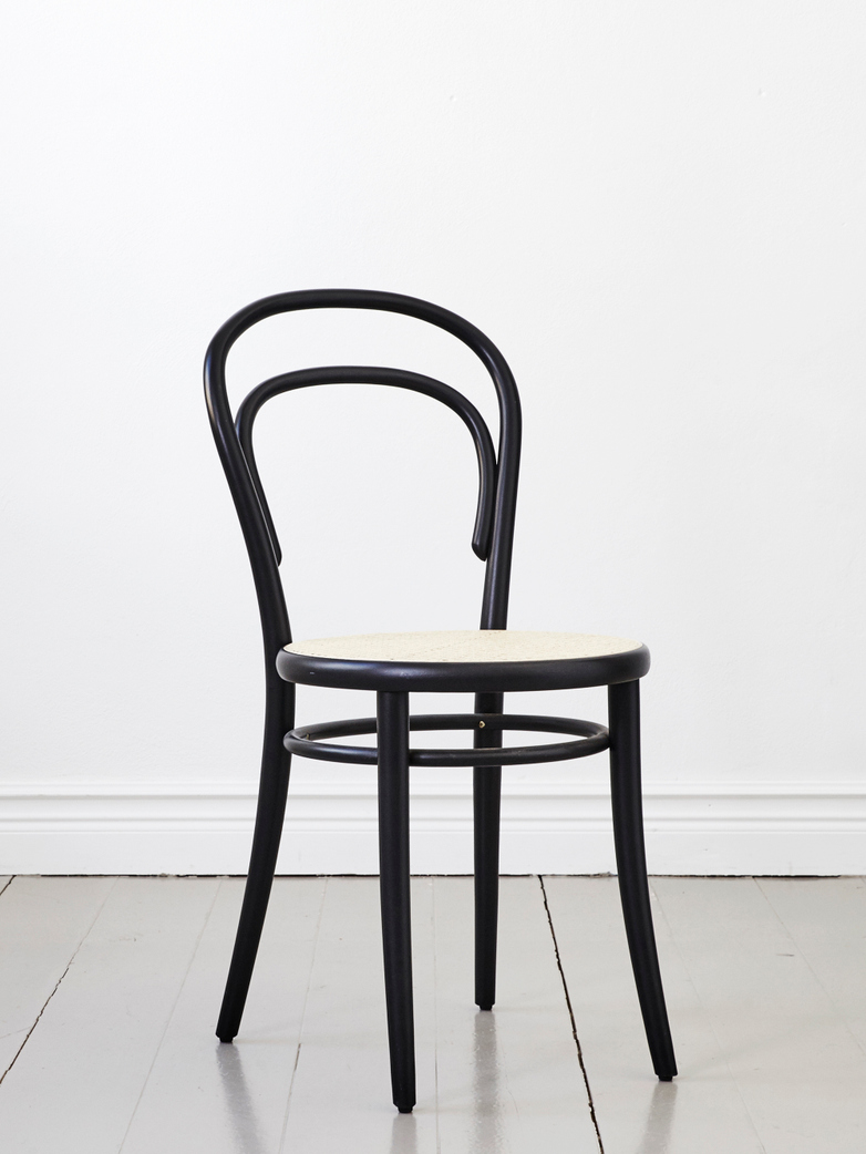 Black - Cane Seat