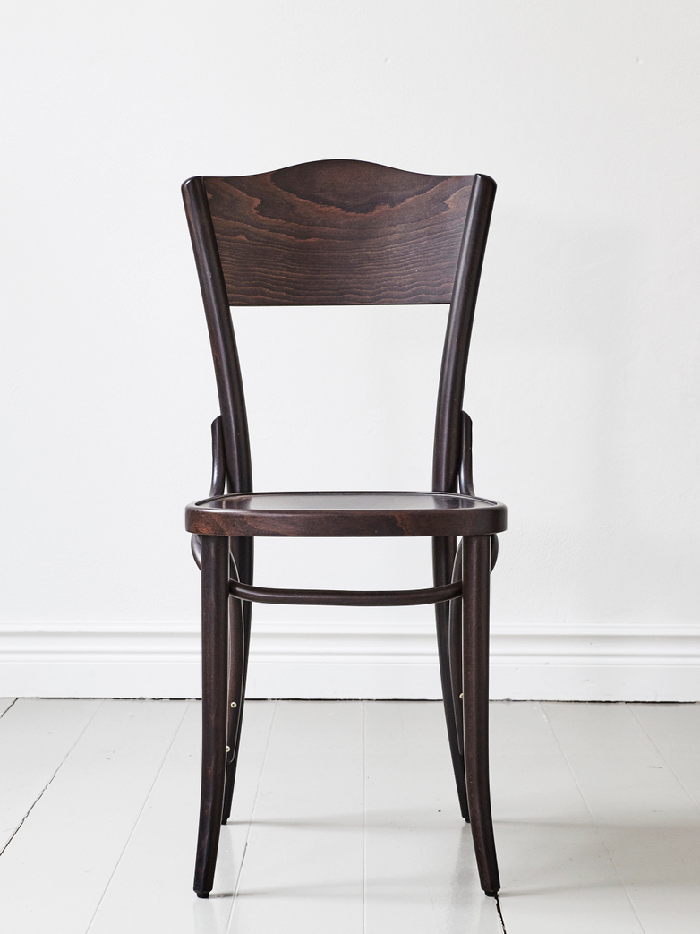Dejavu Chair No 54 Wood Seat