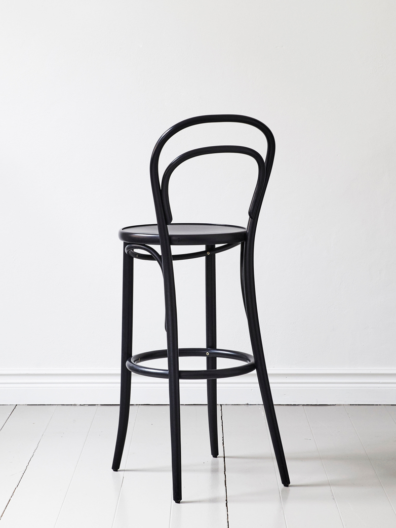 Barstool No 14 Wood