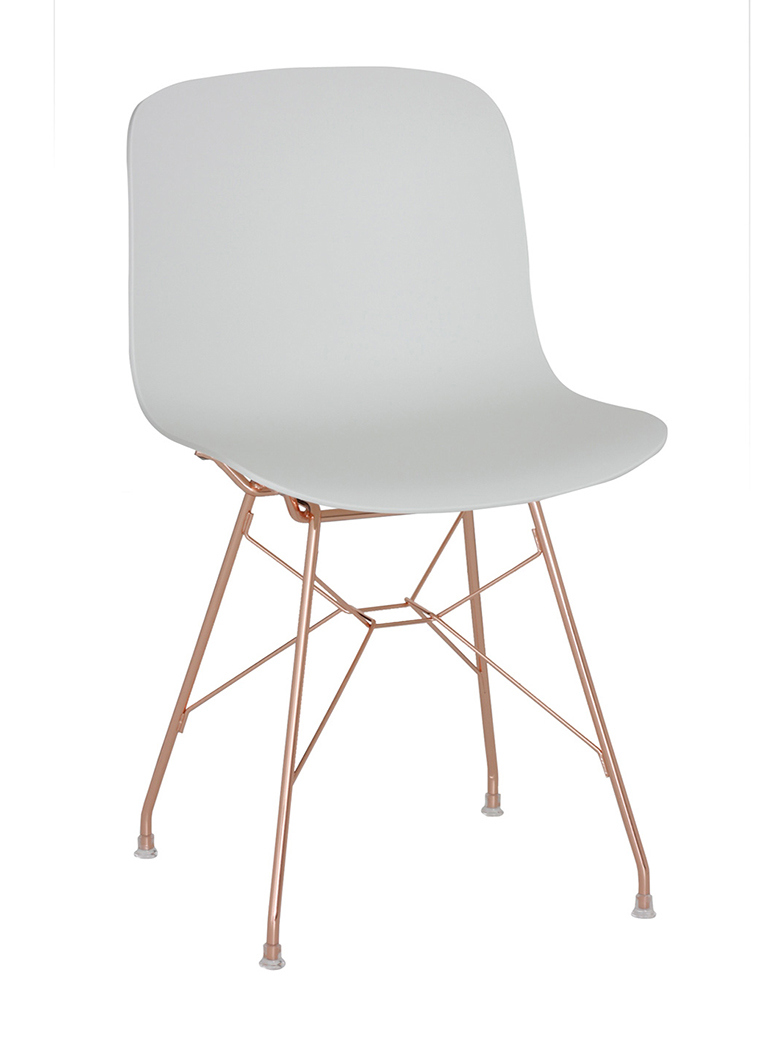 Troy wire chair