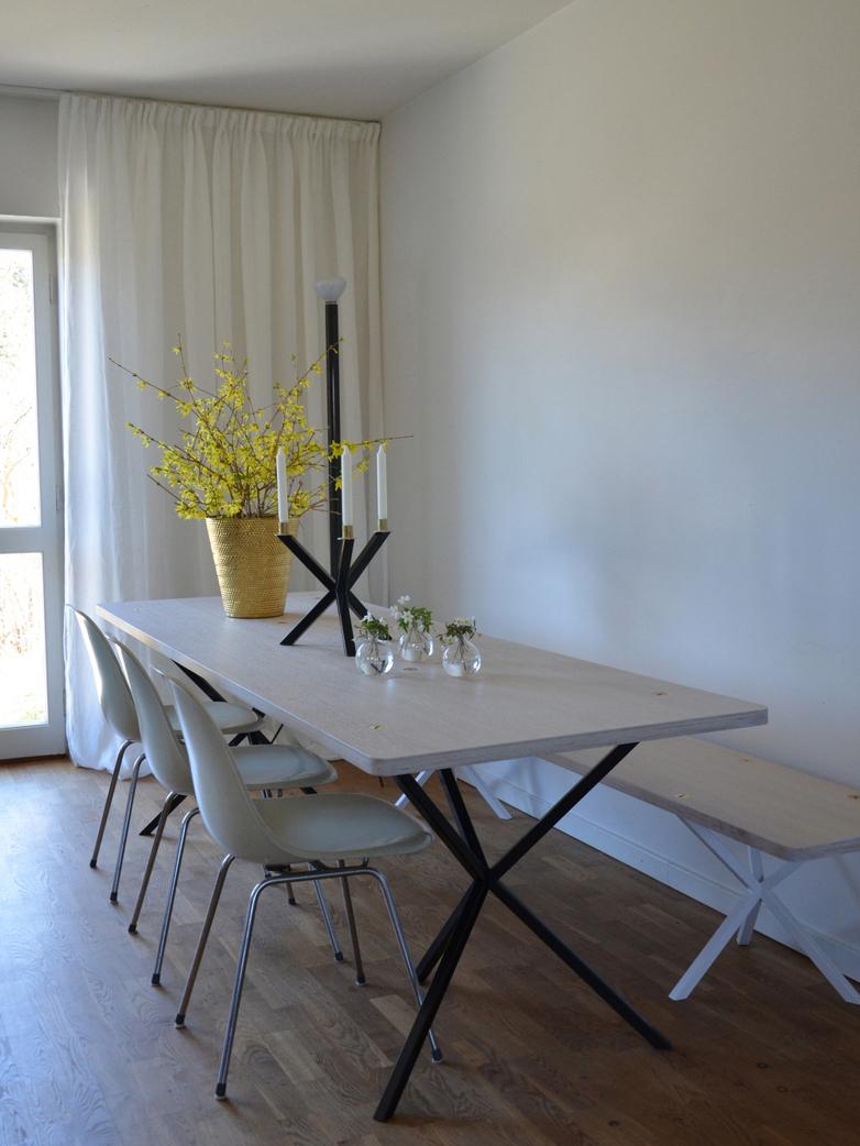 Rectangular Table Oak
