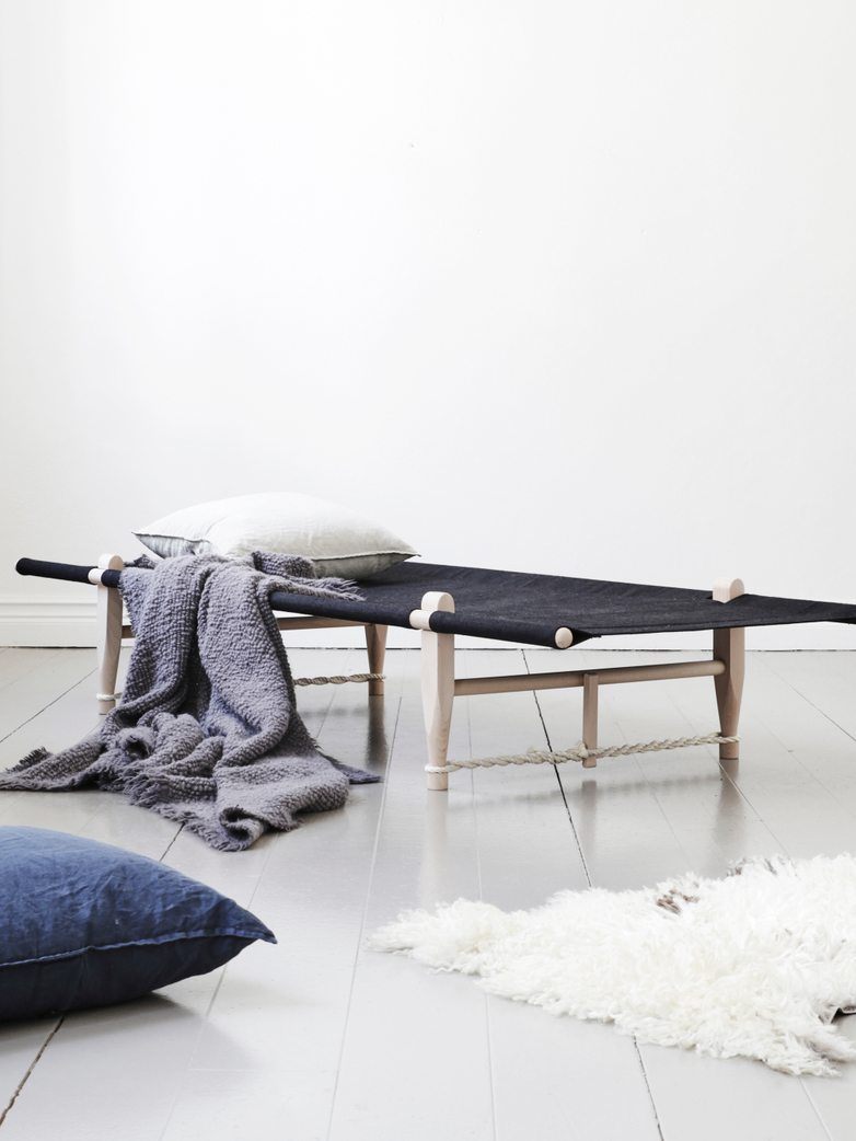 Safari Daybed Forrest Black
