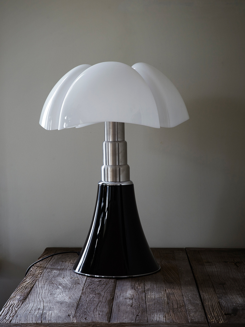 Pipistrello Table Lamp Black
