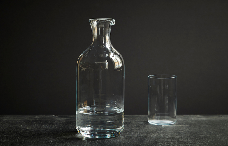 Glass Decanter 1L