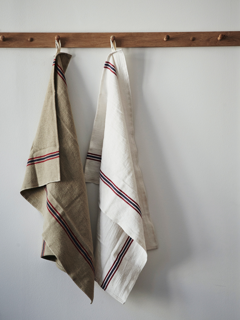 Torchon Tea Towels