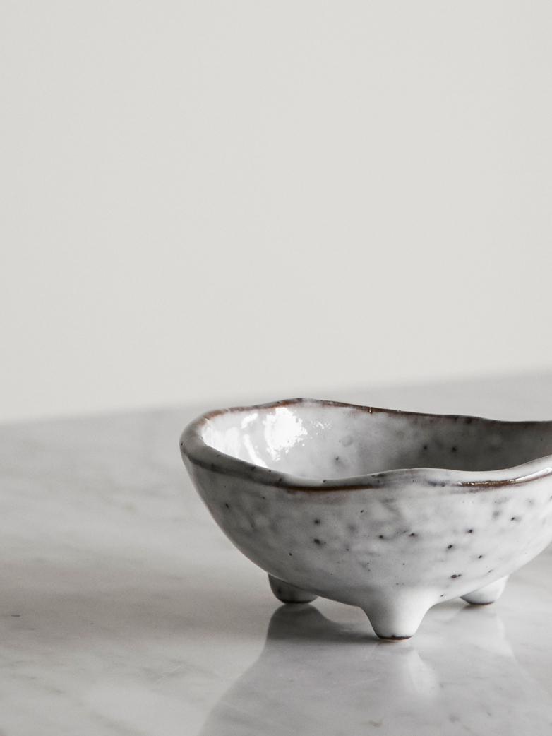 Nordic Sand Ceramic Bowl – XS