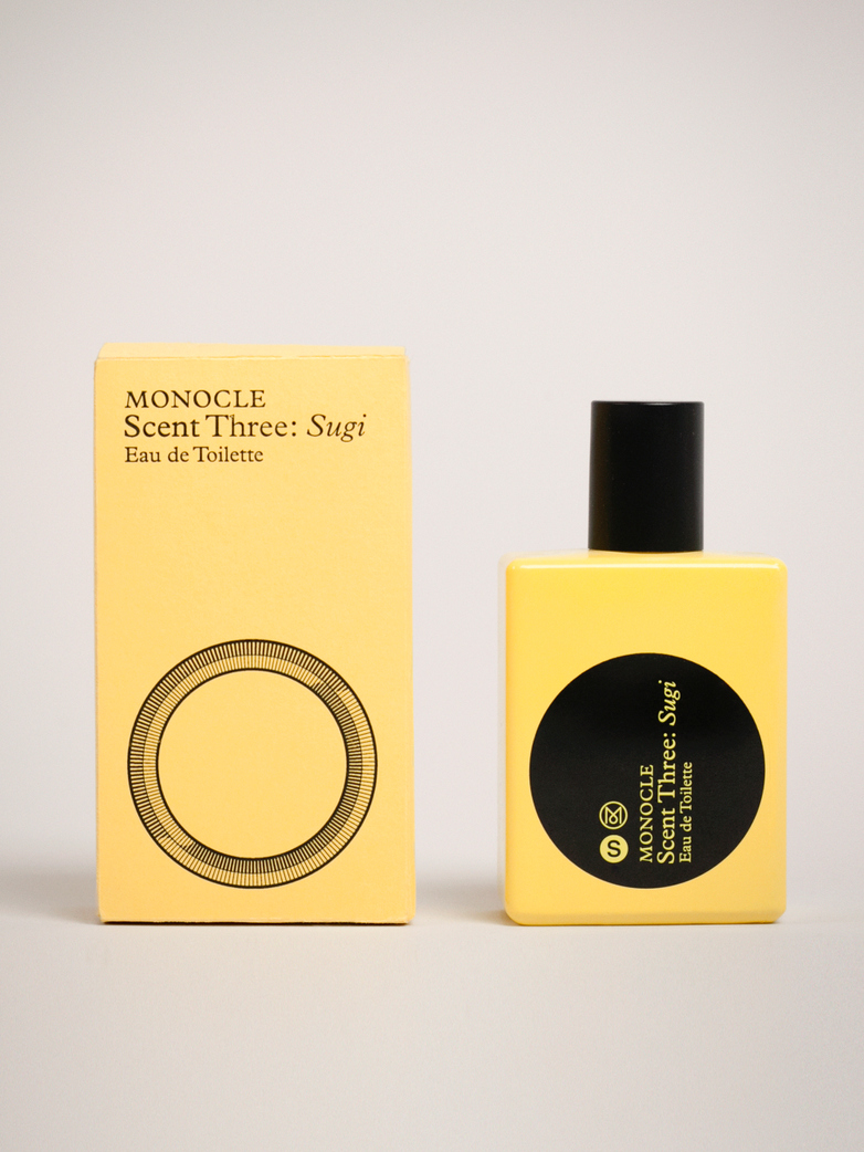 Monocle Scent Three - Sugi