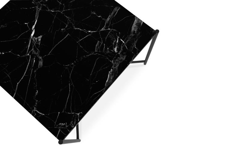 Black Marble - Black Frame